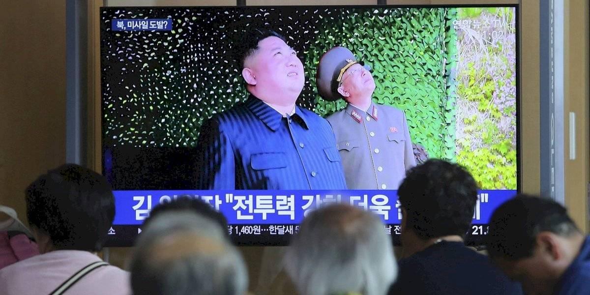 ¡Para de gozar! El líder supremo Kim Jong Un lanzó otro misil desde Corea del Norte