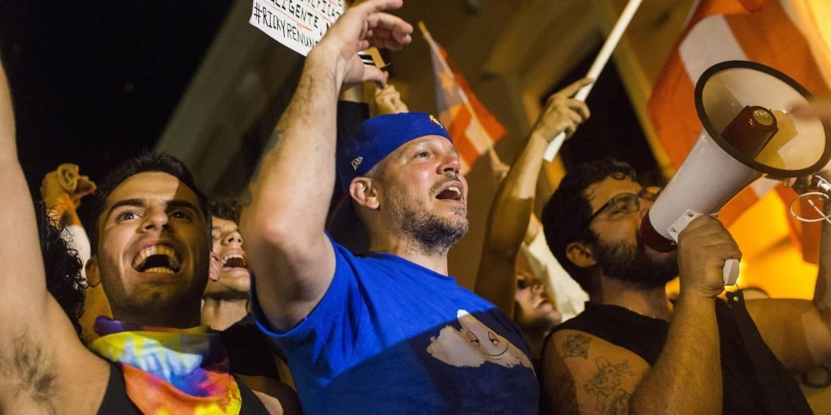 """Residente exige que una persona con el """"récord limpio"""" gobierne a Puerto Rico"""