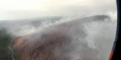 Incendios en Rusia
