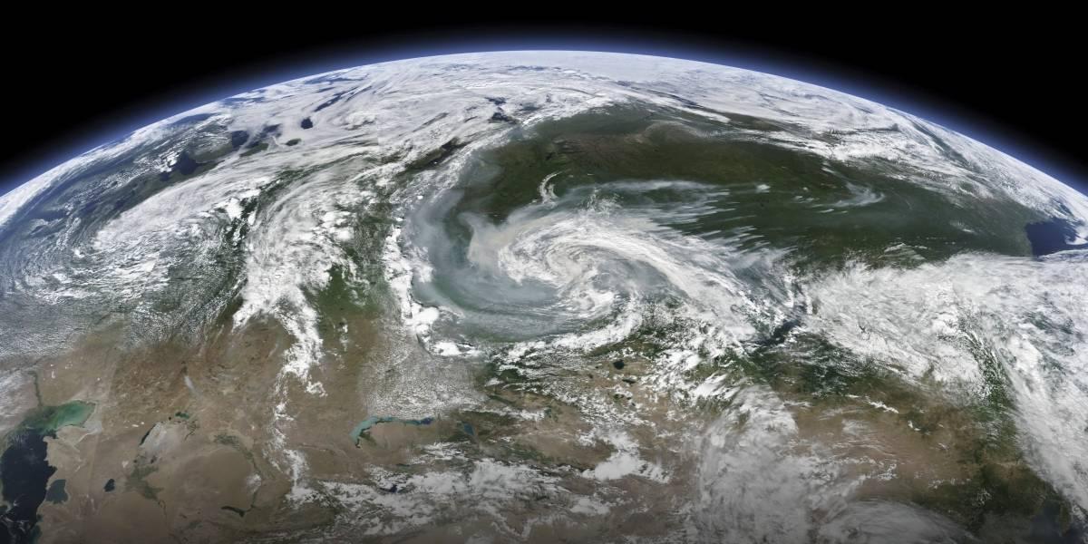 Incendios forestales en Rusia se propagan y se ven desde el Espacio