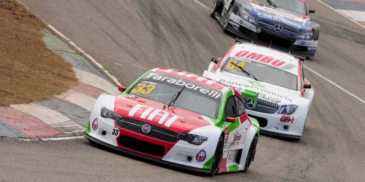 Benjamín Hites llega en racha positiva para afrontar el Top Race