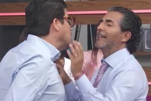 Burro y Raúl Araiza