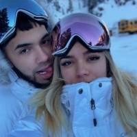 Karol G y su novio Anuel