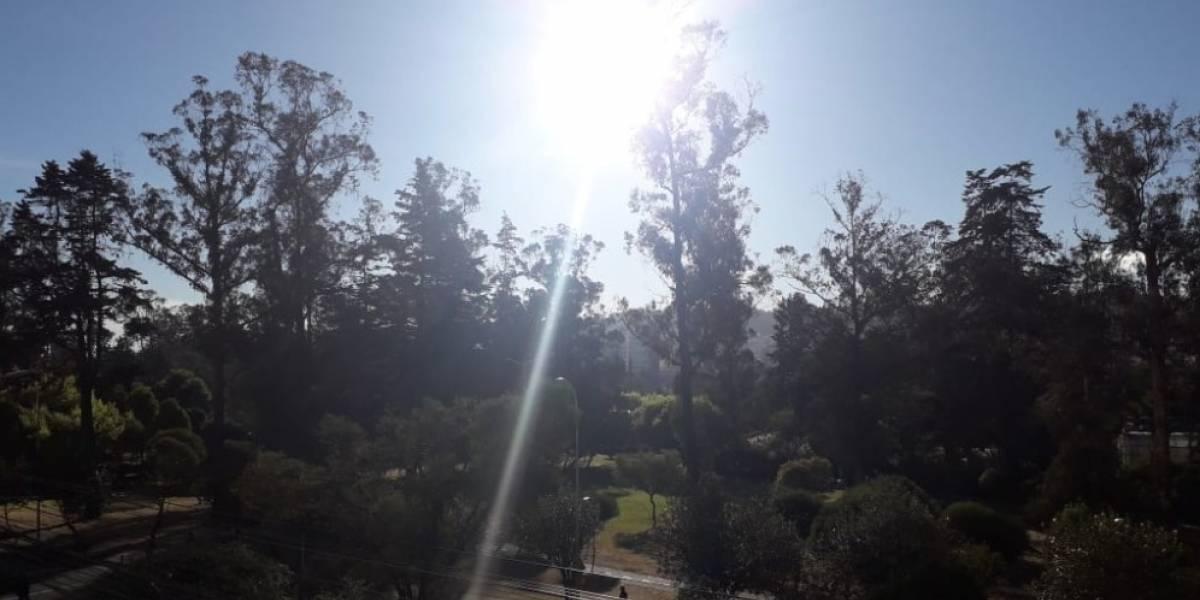 Inamhi: Radiación UV extremadamente alta en Quito para este 1 de agosto