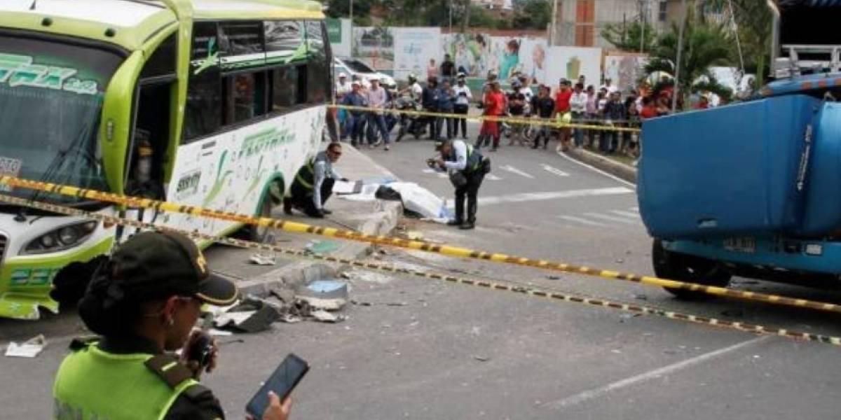 Quedó en libertad conductor borracho que arrolló y mató a funcionaria de la Dirección de Tránsito