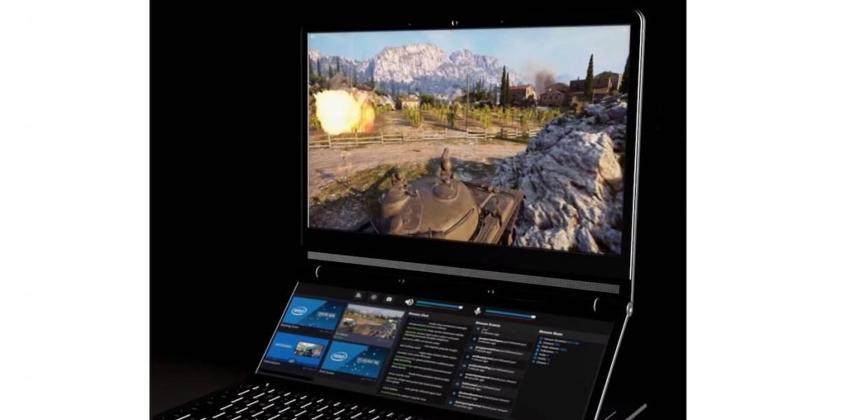 Honeycomb Glacier: un portátil para los gamers más exigentes