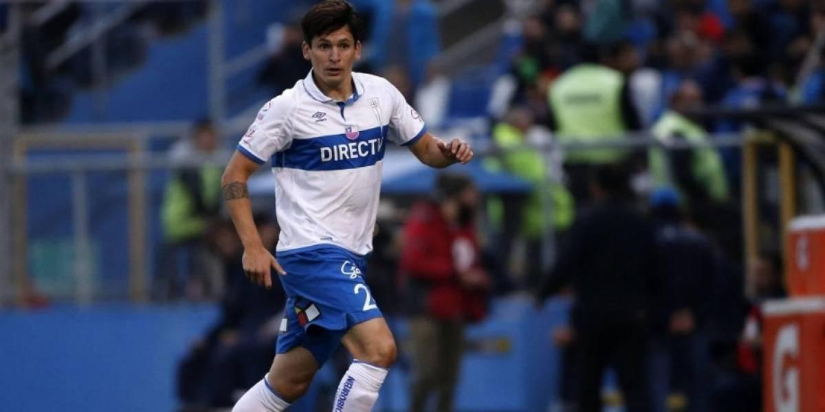 """Alfonso Parot y su regreso a la UC: """"No volví para estar en la Selección, pero si se da bienvenido sea"""""""