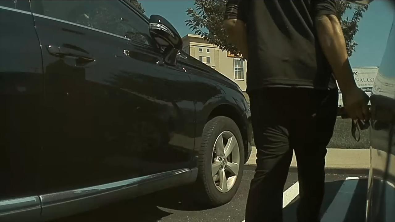 Daño en vehículo