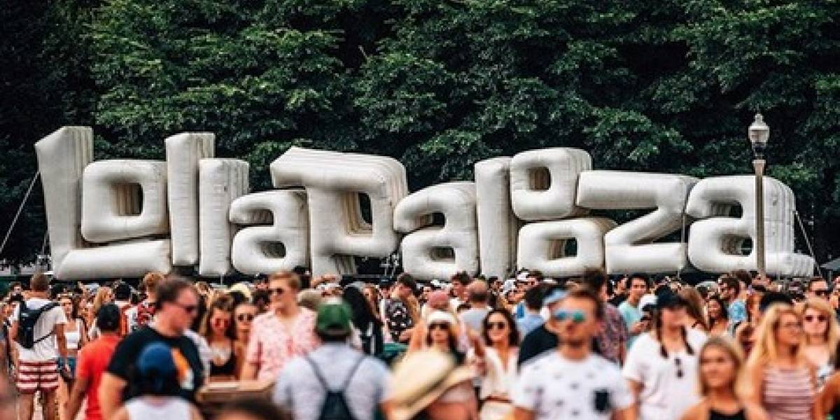 YouTube transmitirá en vivo Lollapalooza