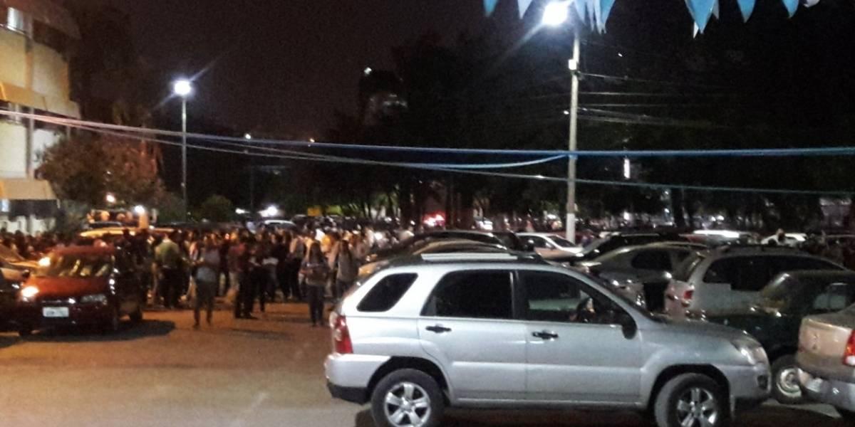 Se reporta una explosión de un artefacto en la Universidad de Guayaquil