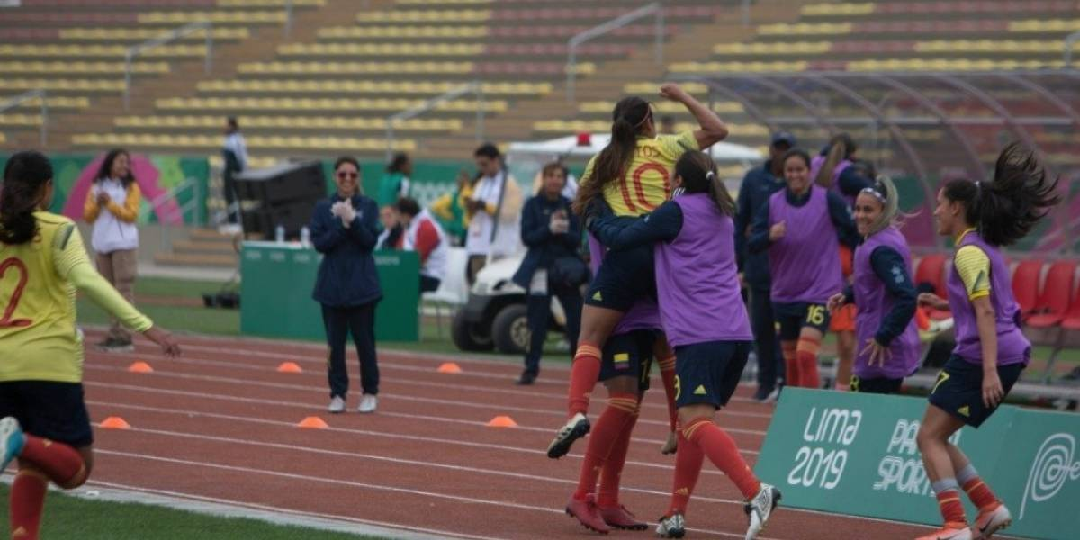 ¡Las superpoderosas van por la clasificación! Colombia enfrenta a México en Lima 2019
