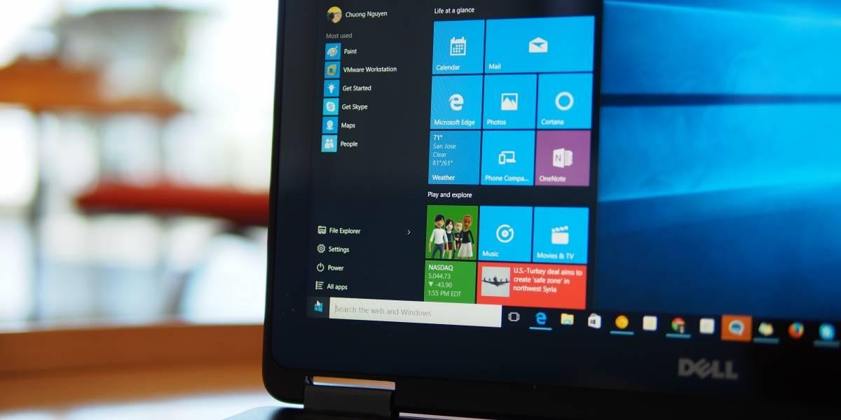 """Aplausos: Microsoft liberó """"una de las peores"""" actualizaciones para Windows 10 conocidas por el hombre"""