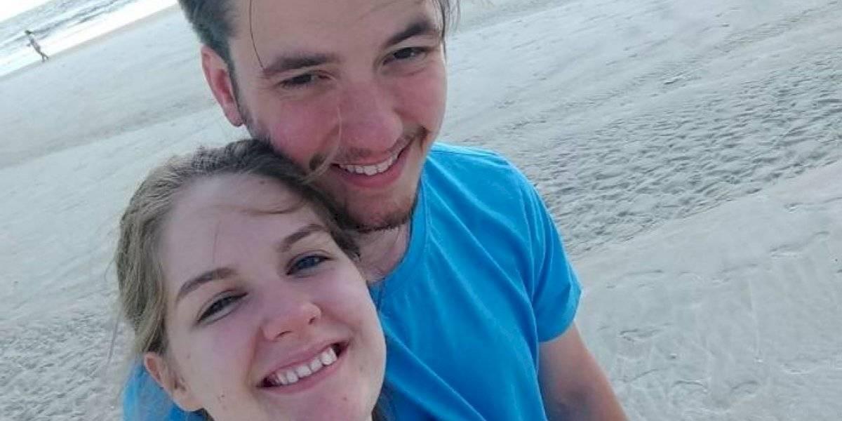 Joven se ahogó en su luna de miel cuando estaba conociendo por primera vez el mar