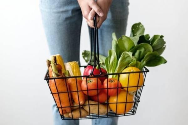 Dieta vegetales para bajar de peso