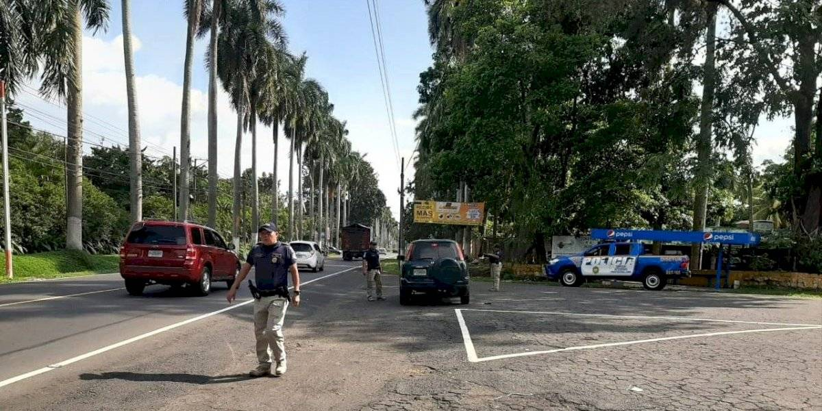 La PNC espera 70 mil turistas salvadoreños para las fiestas agostinas