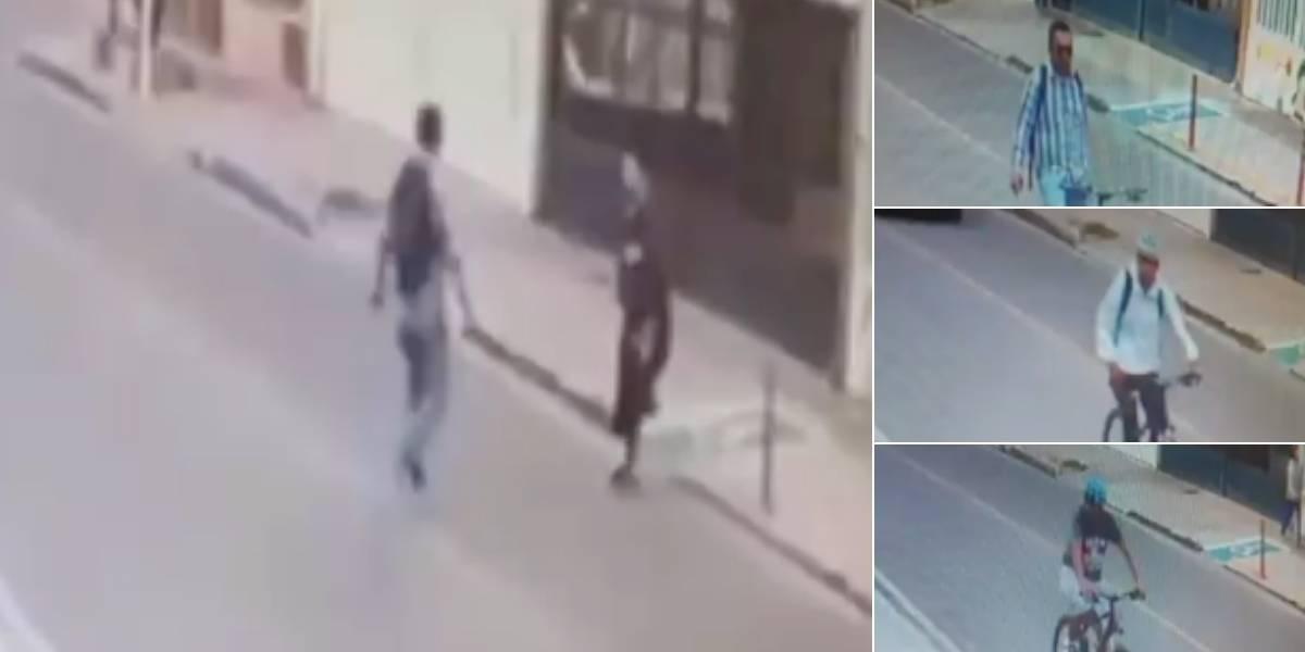 Con engaños tres delincuentes robaron a pequeño deportista en Bogotá