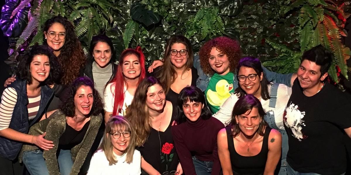 As minas fazem sucesso! Dopamina Comedy estende temporada de shows em São Paulo
