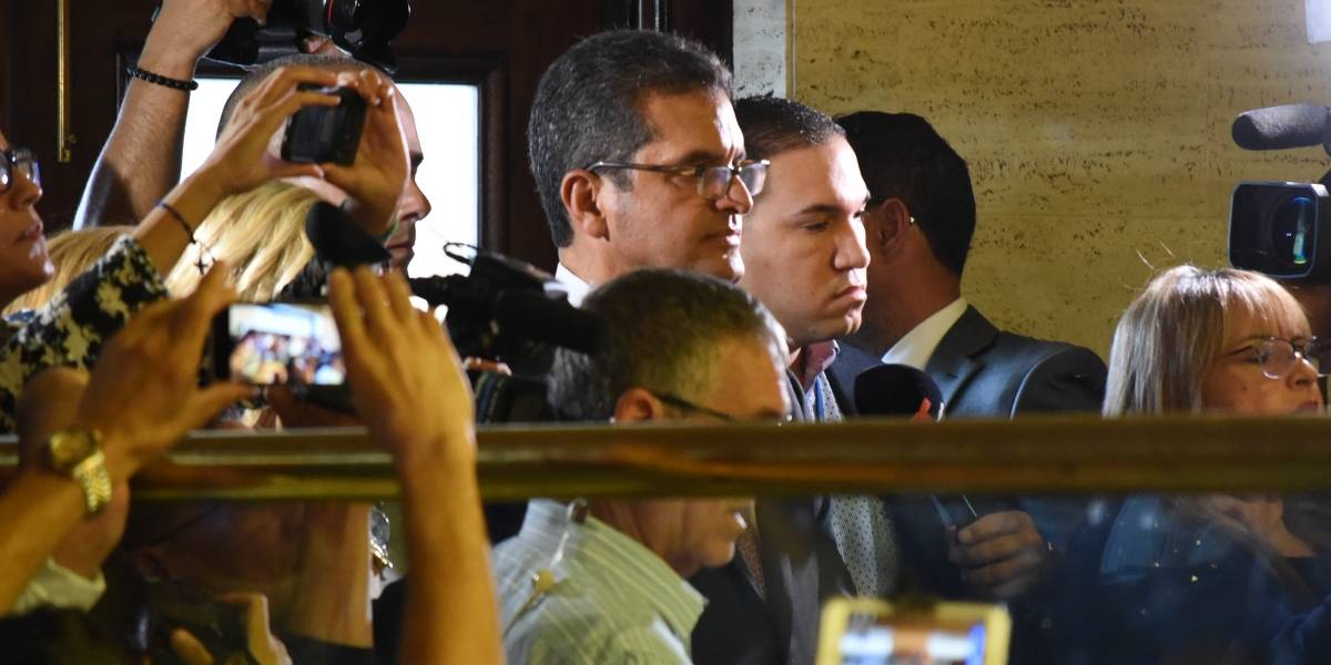 Tribunal ordena vista urgente para atender demanda de Thomas Rivera Schatz