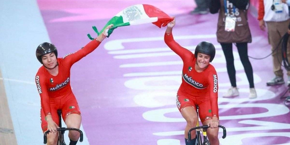 Medalla de oro y récord panamericano para México en ciclismo