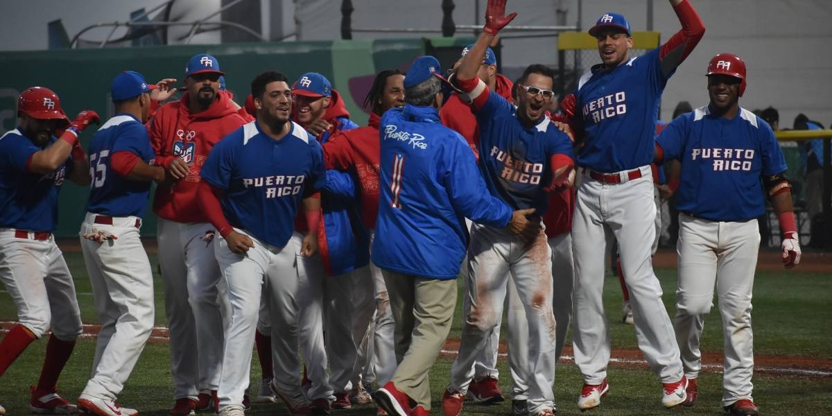 Puerto Rico avanza a súper ronda del béisbol en Lima