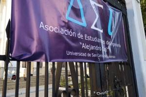 estudiantes toman sedes de la Usac
