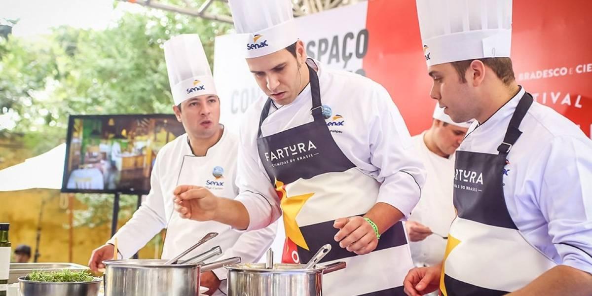 Festival Fartura de gastronomia traz culinária de todo o país a SP no próximo fim de semana