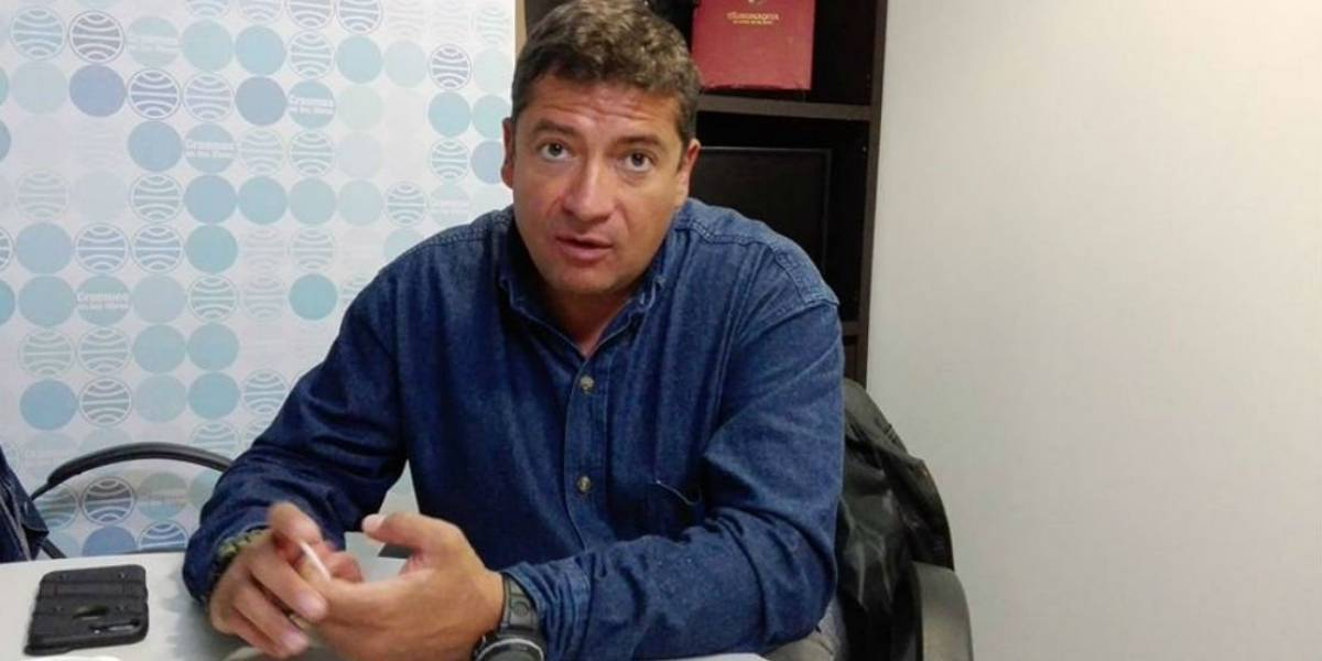 Liberan al periodista Humberto Padgett; su detención no fue legal: FGR