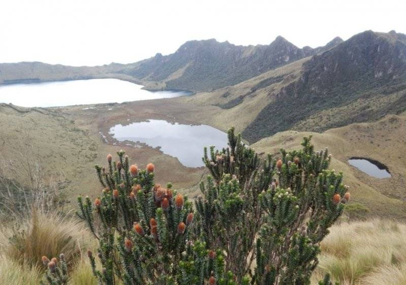 Laguna de Mojanda
