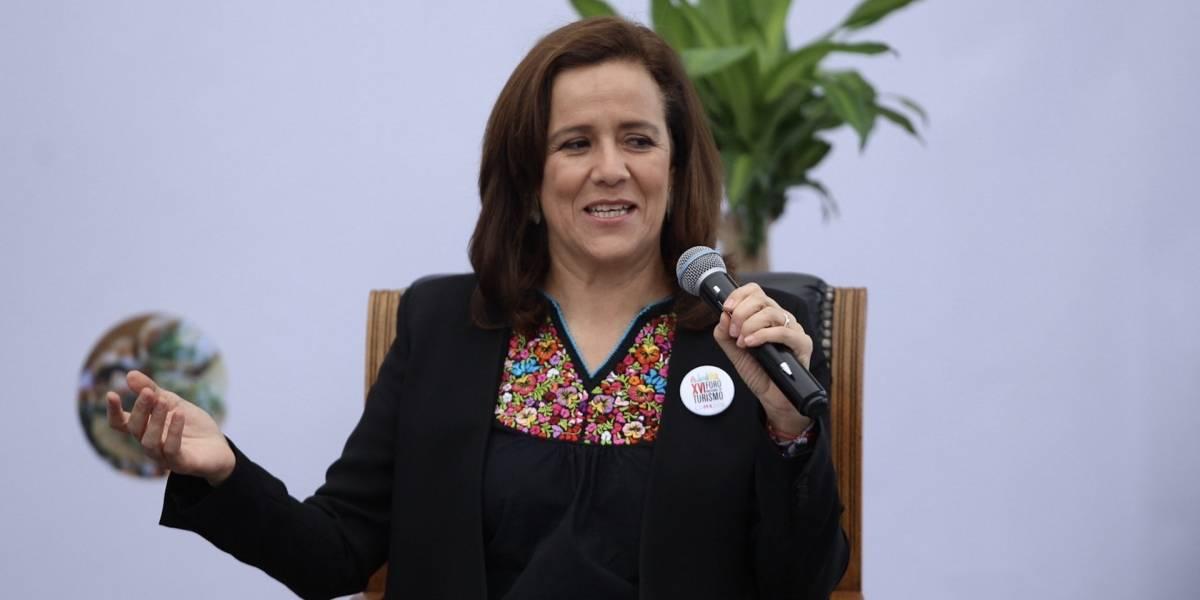 Con chiste de 'Pepito' sobre economía, Margarita Zavala se burla de AMLO