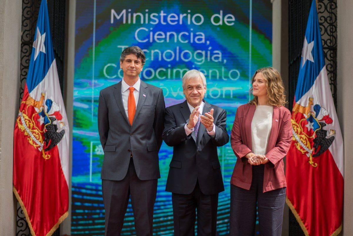 Conicyt ministerio de Ciencia y Tecnología