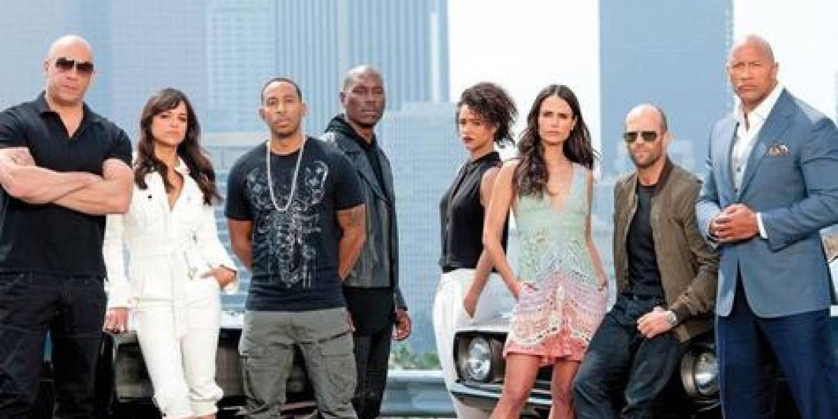 Caribbean Cinemas realizó estreno película 'Rápido y furioso: Hobbs & shaw'
