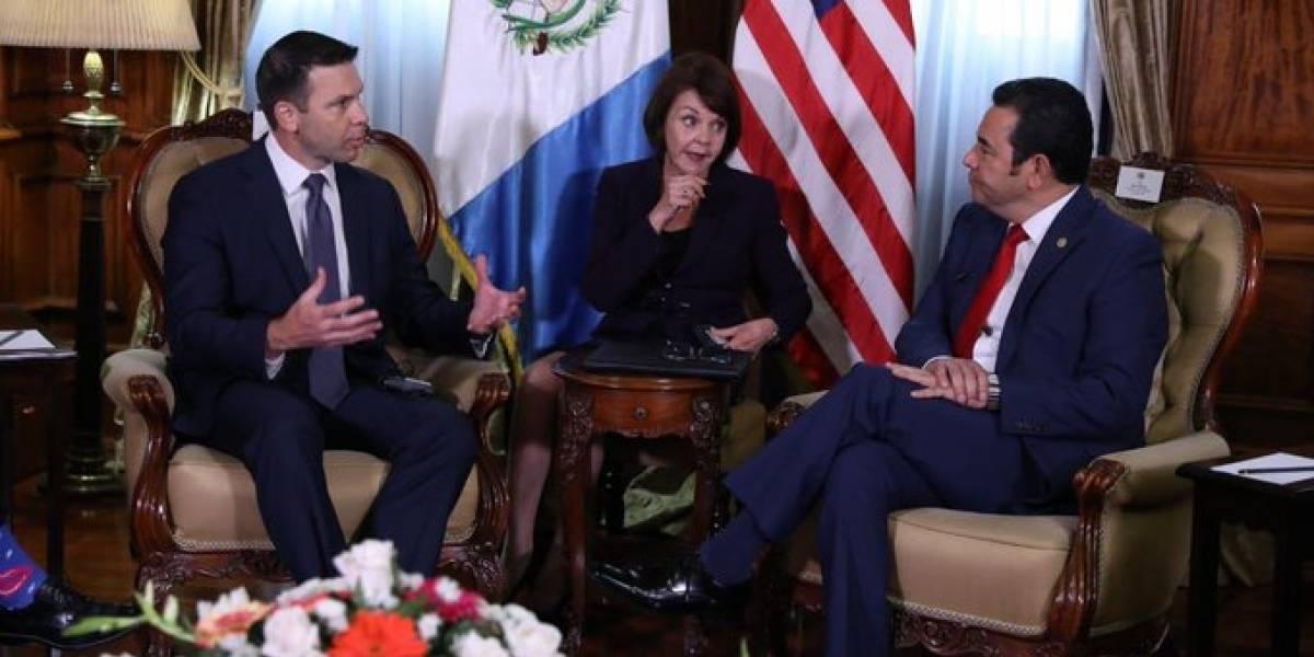 Advertencia de EE. UU. no ha desaparecido, asegura el ministro Degenhart