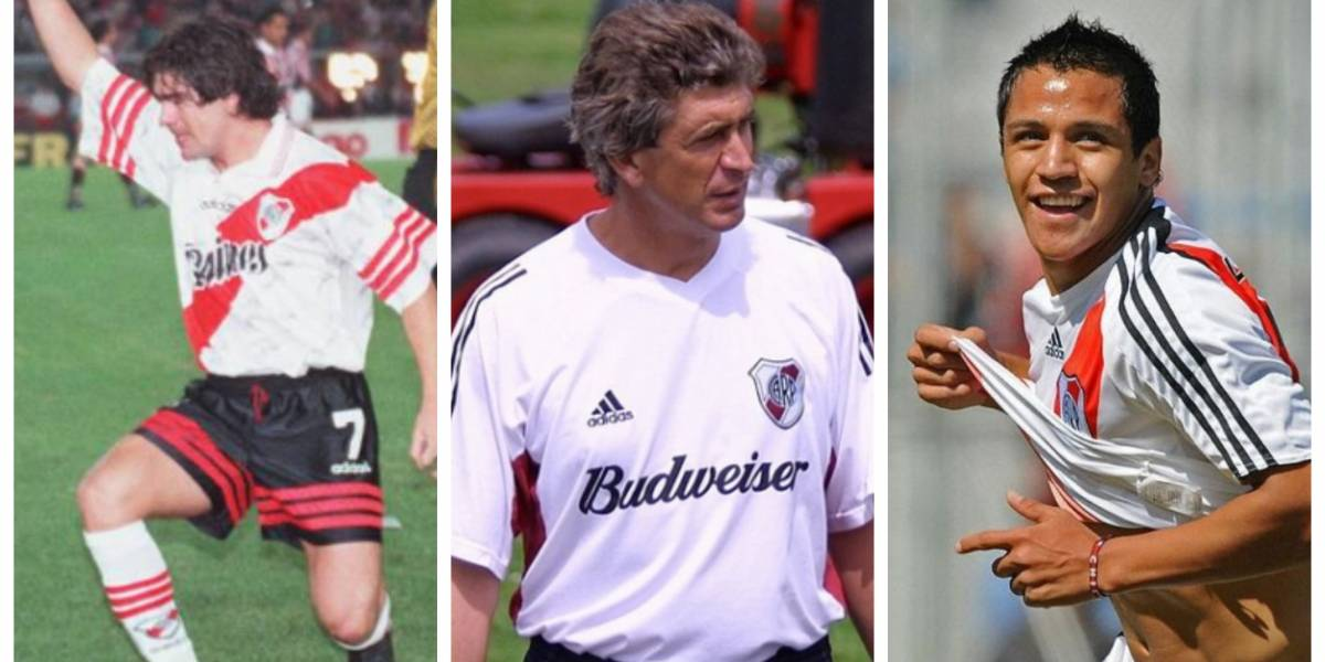 Salas, Pellegrini y Alexis tienen compañía: Paulo Díaz se une a la selecta lista de chilenos en River Plate