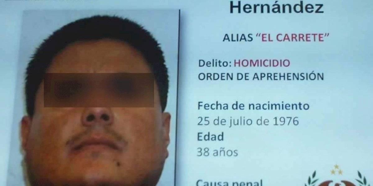 Detienen a 'El Carrete', presunto líder de Los Rojos