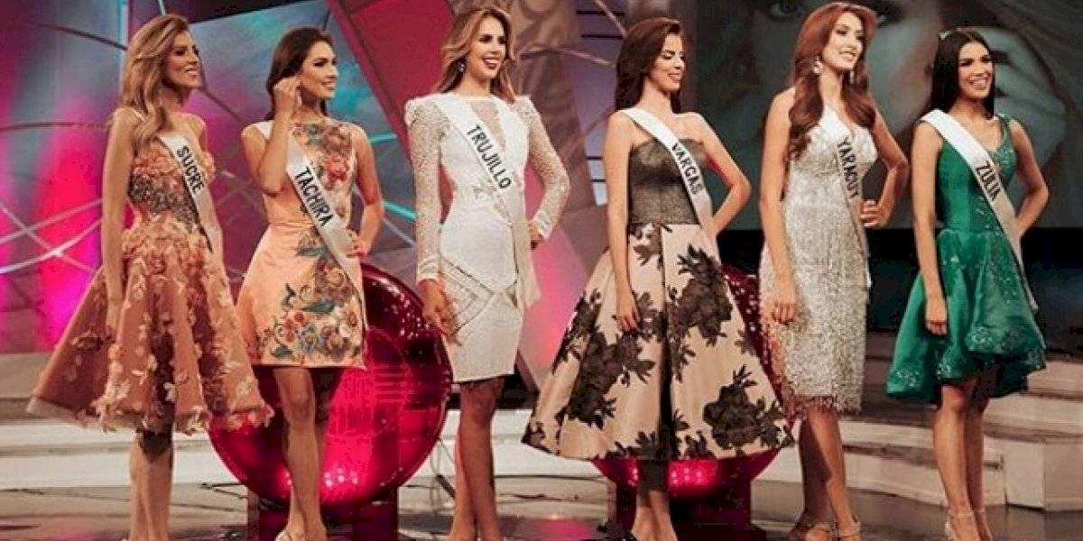 Venezolanos dejan a un lado crisis por Miss Venezuela 2019