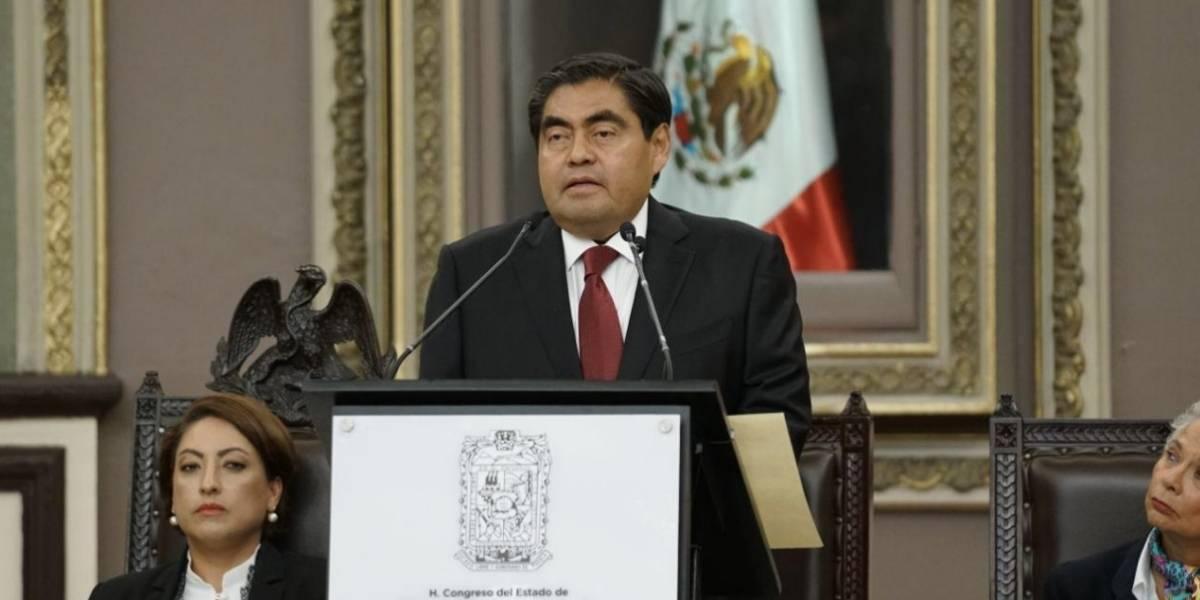 Con Miguel Barbosa inicia la era de la 4T en Puebla