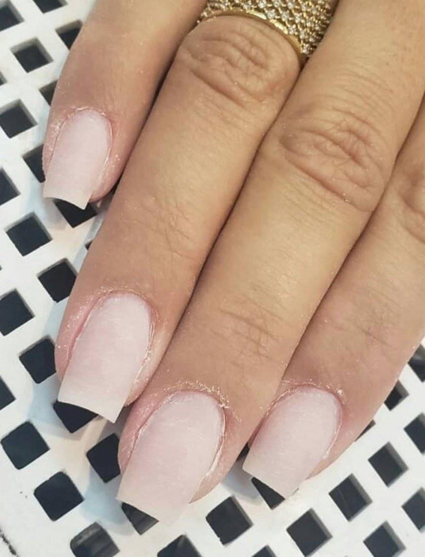 Buffing de uñas