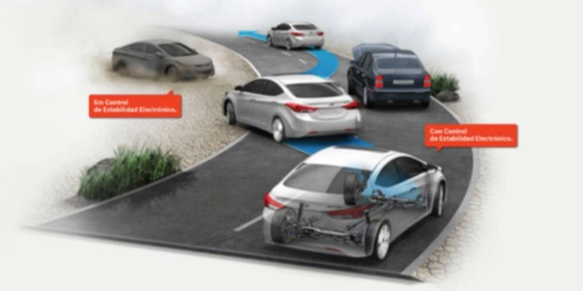Hyundai: ¿Qué debemos entender como conductores de autos con sistema ESP?