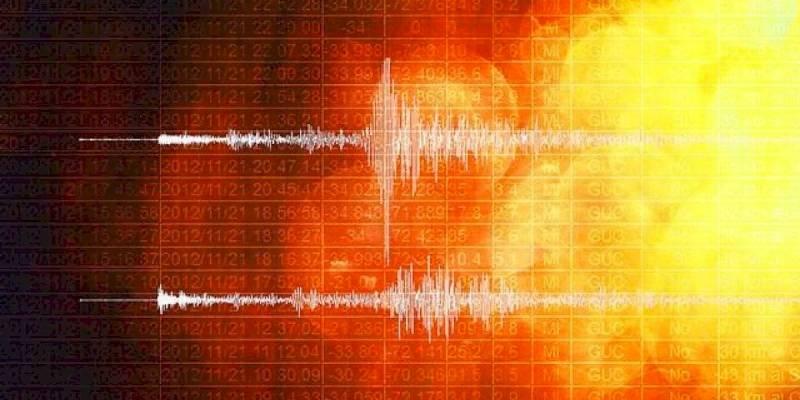 Resultado de imagem para Tremor de terra é registrado na costa do Nordeste