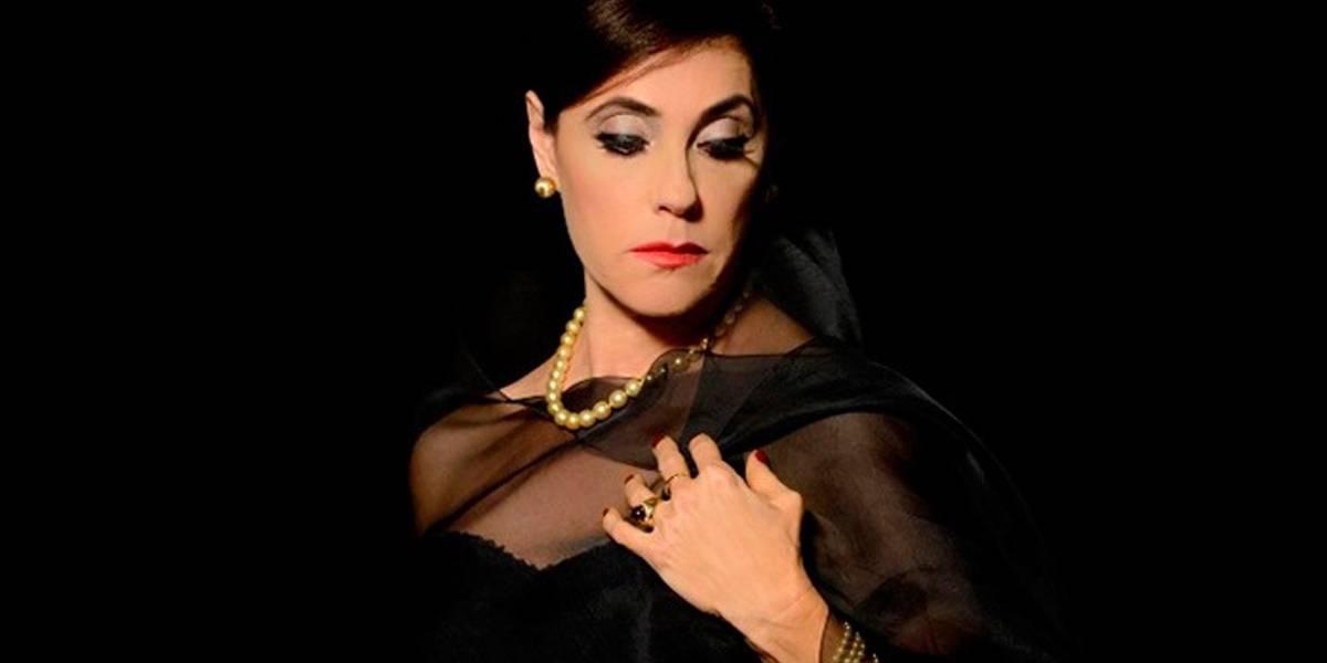 Christiane Torloni interpreta Maria Callas em peça em São Paulo