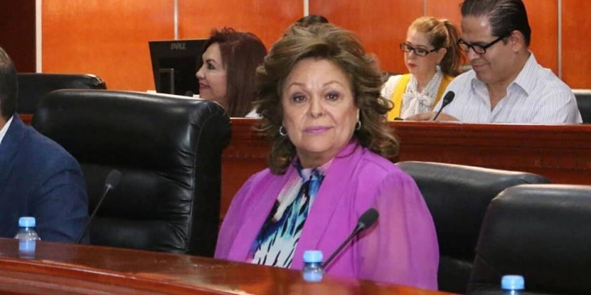 """Devuelven curul a diputada que votó a favor de la """"Ley Bonilla"""""""