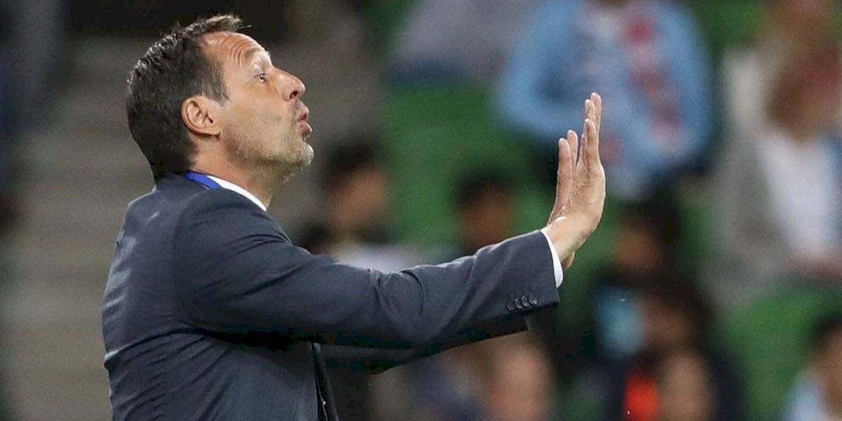 Ex de Chivas John Van't Schip es nuevo entrenador de la selección de Grecia