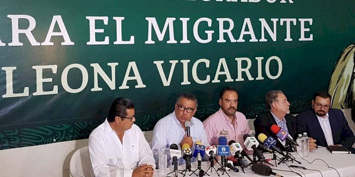 Inicia operación centro de atención a migrantes deportados de Estados Unidos