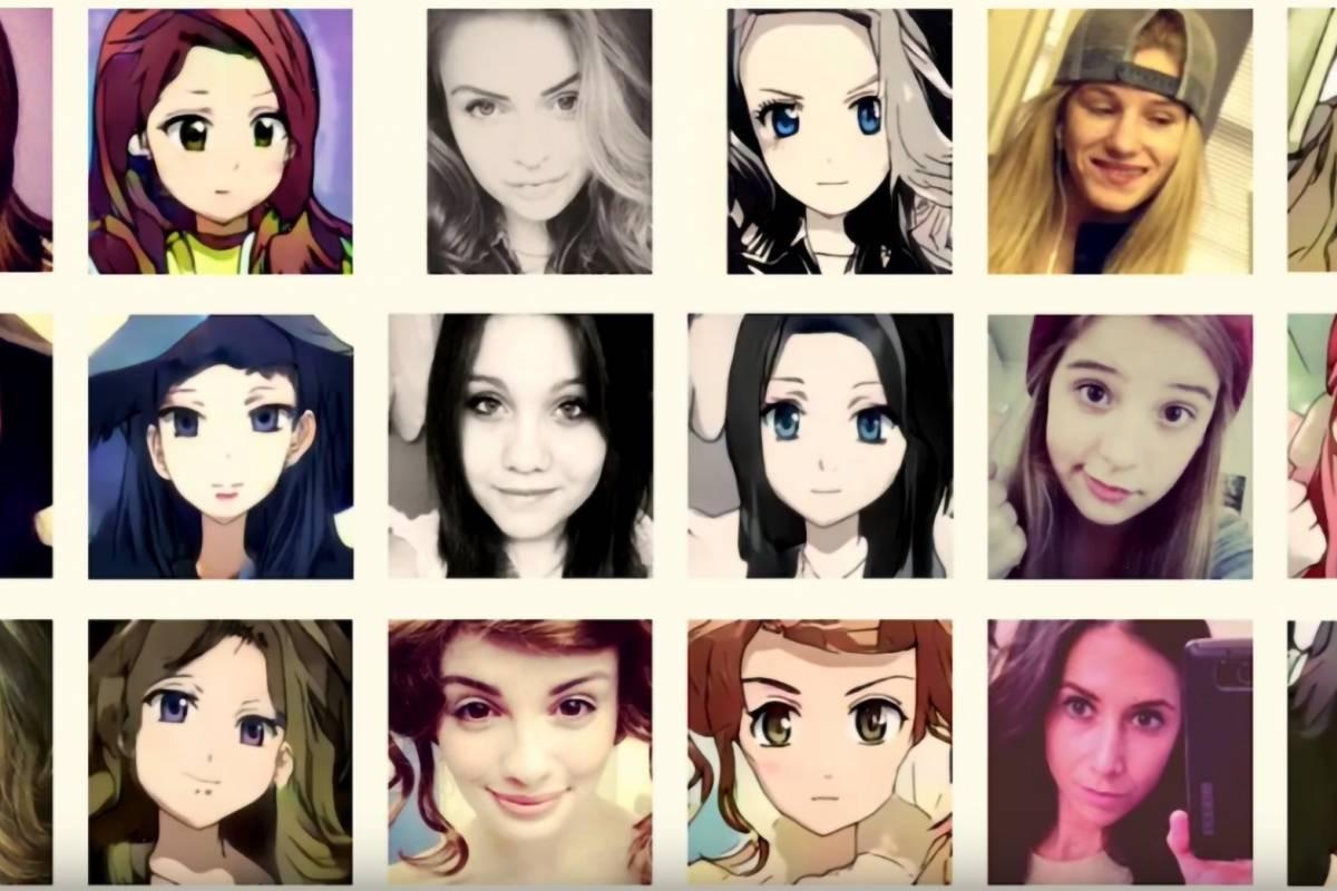 Una app con inteligencia artificial te puede transformar en un personaje de Anime