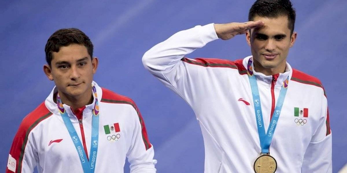 Medalla de Oro en clavados sincronizados para México