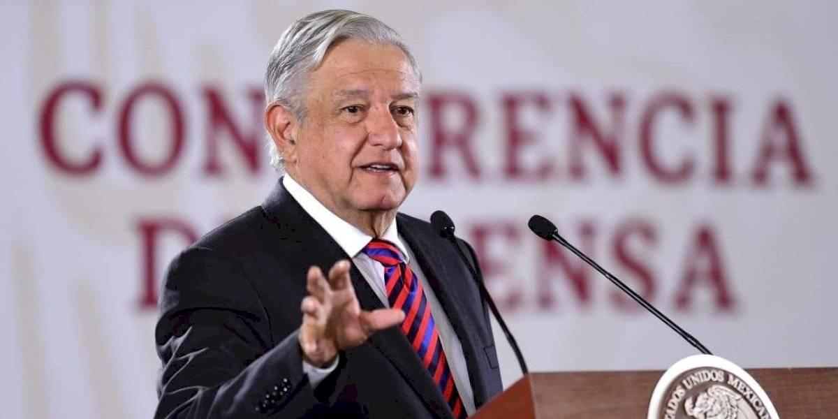 Padgett fue imprudente al entrar con mentiras a Santa Lucía: AMLO