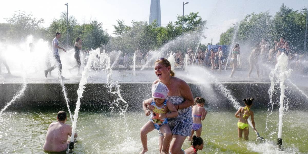 Ola de calor en Europa es avivada por el cambio climático