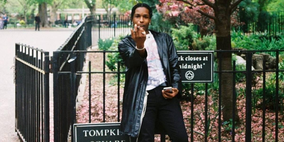 Rapper A$AP Rocky é solto de cadeia na Suécia