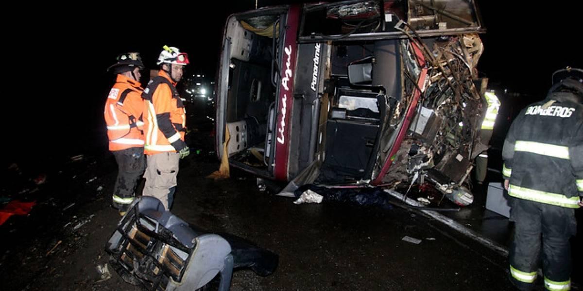 Detienen en Chillán al dueño de buses Línea Azul: sería formalizado por homicidio