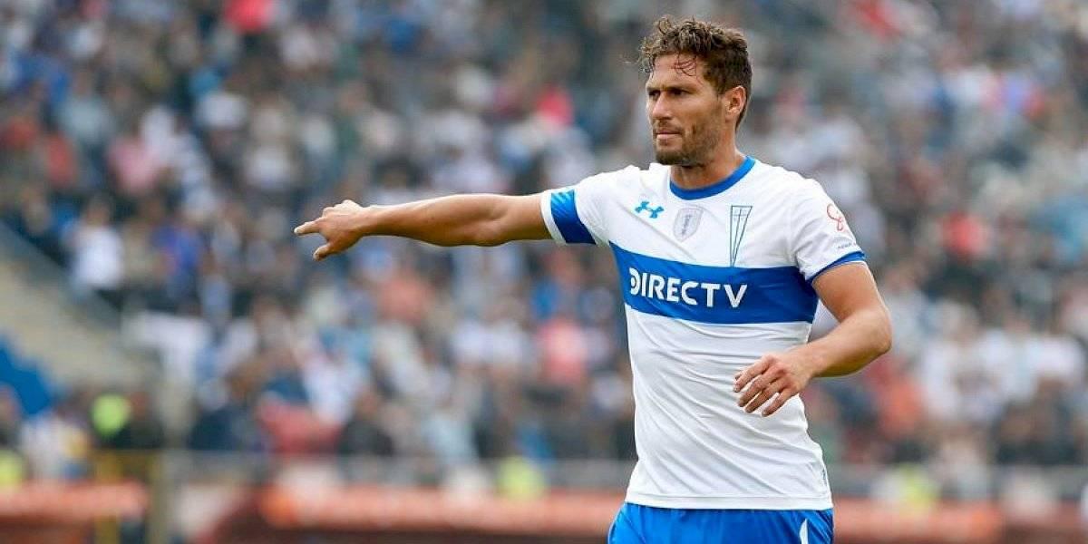 Germán Lanaro estará casi tres meses fuera de las canchas tras grave lesión en la UC